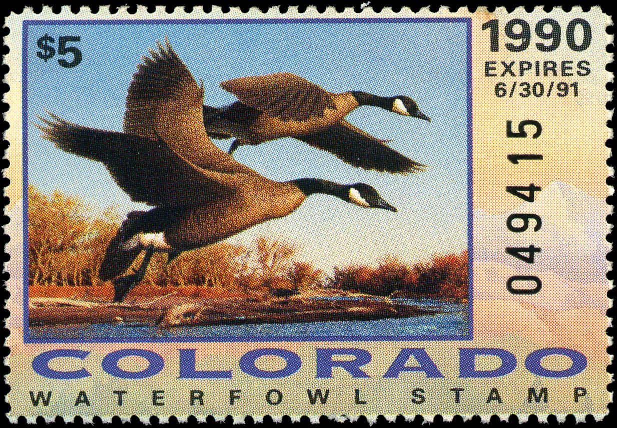 Colorado Duck Stamps